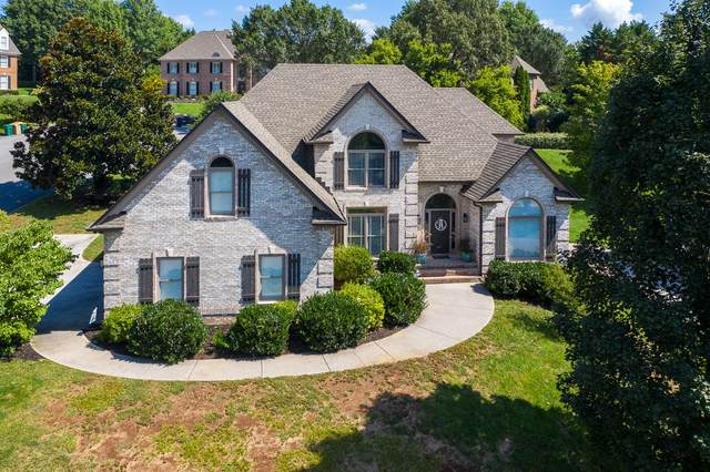 1710 Criswell Hill Lane, Knoxville, TN 37922 (#1126649) :: Realty Executives