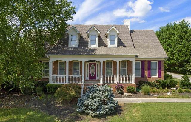 12500 Somersworth Drive, Knoxville, TN 37934 (#1126656) :: Realty Executives