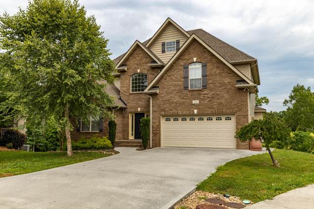 2030 Downing Creek Lane, Knoxville, TN 37932 (#1126674) :: Realty Executives
