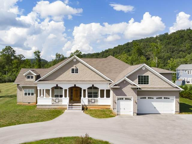 310 Old Leadmine Bend Rd, Sharps Chapel, TN 37866 (#1126712) :: Tennessee Elite Realty