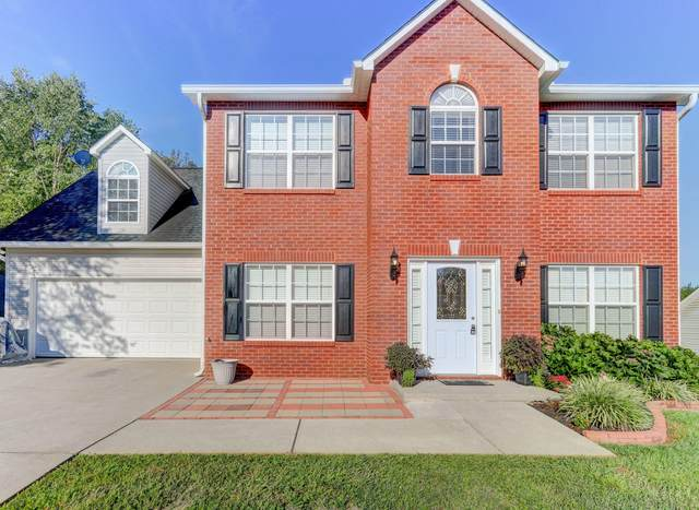 701 Mountain Pass Lane Lane, Knoxville, TN 37923 (#1126787) :: The Sands Group
