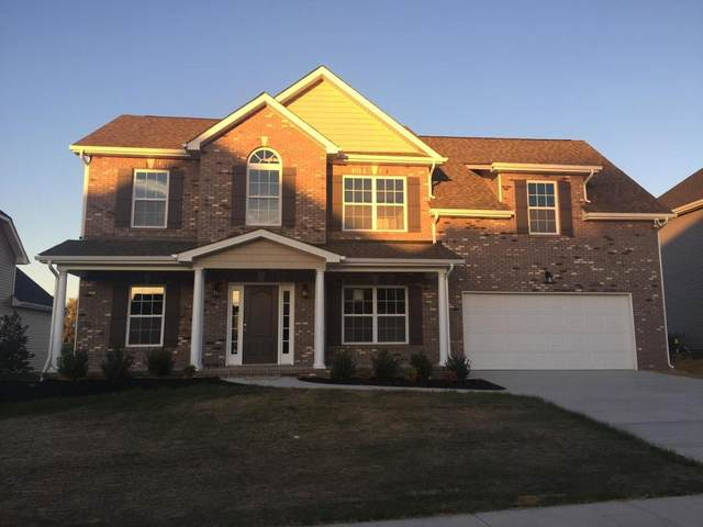 2472 Clinging Vine Lane, Knoxville, TN 37931 (#1126837) :: Venture Real Estate Services, Inc.