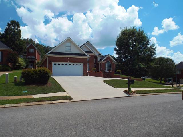 1951 NW Weston Hills Drive, Cleveland, TN 37312 (#1126929) :: Realty Executives