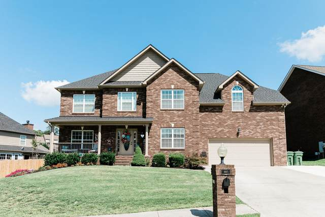 8517 Coral Sand Lane, Knoxville, TN 37938 (#1126935) :: The Sands Group