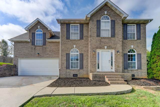 5722 Parasol Lane, Knoxville, TN 37924 (#1126938) :: Exit Real Estate Professionals Network