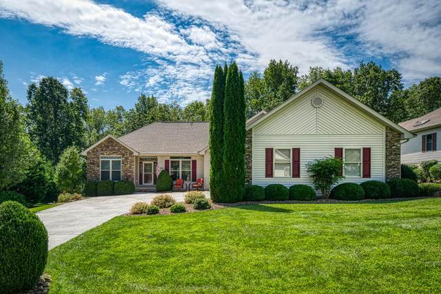 126 Mountain View Drive, Crossville, TN 38558 (#1127149) :: Realty Executives