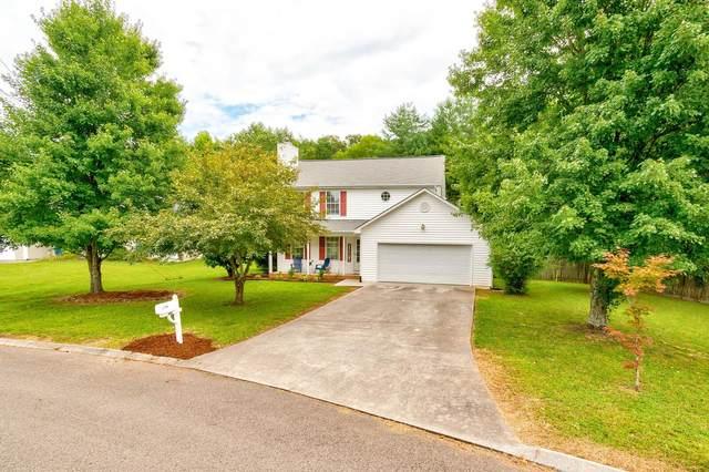 5740 Tennyson Drive, Knoxville, TN 37909 (#1127169) :: Venture Real Estate Services, Inc.