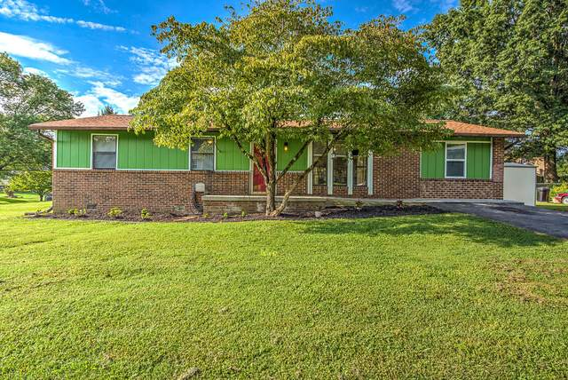 6116 Travis Drive, Knoxville, TN 37921 (#1127206) :: Realty Executives