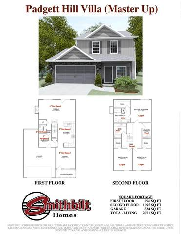 6705 Padgette Hill Lane, Knoxville, TN 37931 (#1127235) :: Catrina Foster Group