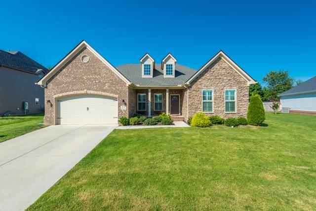 933 Brookwood Lane, Maryville, TN 37801 (#1127259) :: Realty Executives