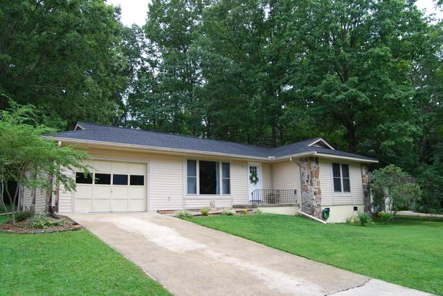 116 Lakeshire Drive, Crossville, TN 38558 (#1127342) :: Realty Executives