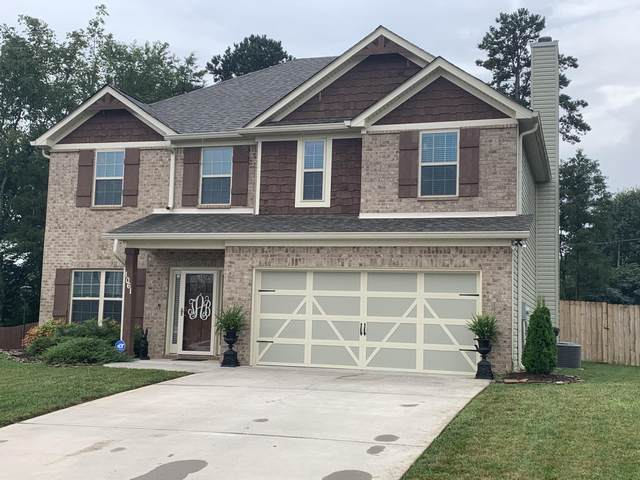 1061 W Glenview Drive, Lenoir City, TN 37771 (#1127385) :: Realty Executives