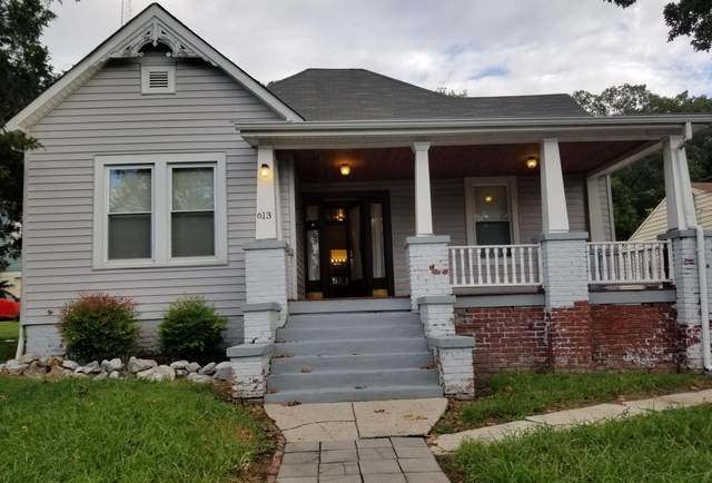 613 Farragut Ave, Knoxville, TN 37917 (#1127389) :: Exit Real Estate Professionals Network