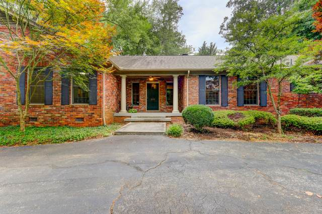 805 Cherokee Blvd, Knoxville, TN 37919 (#1127453) :: Realty Executives