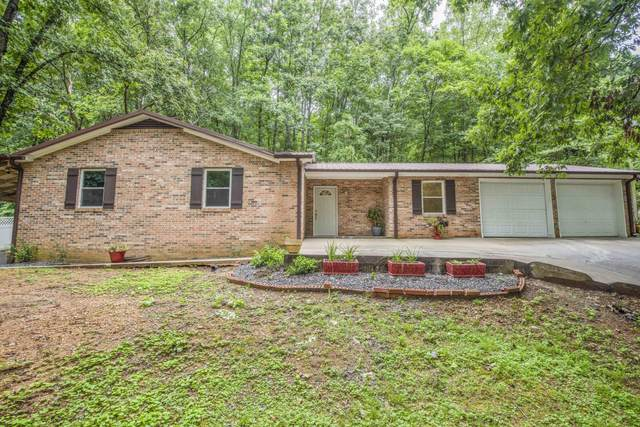 109 Timbercrest Drive, Oak Ridge, TN 37830 (#1127454) :: Realty Executives