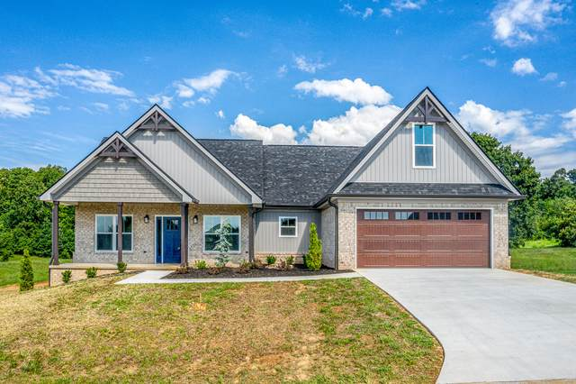 606 Berkeley Drive, Morristown, TN 37814 (#1127462) :: Realty Executives