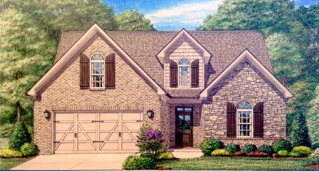 2023 Mystic Ridge Rd, Knoxville, TN 37922 (#1127474) :: Billy Houston Group