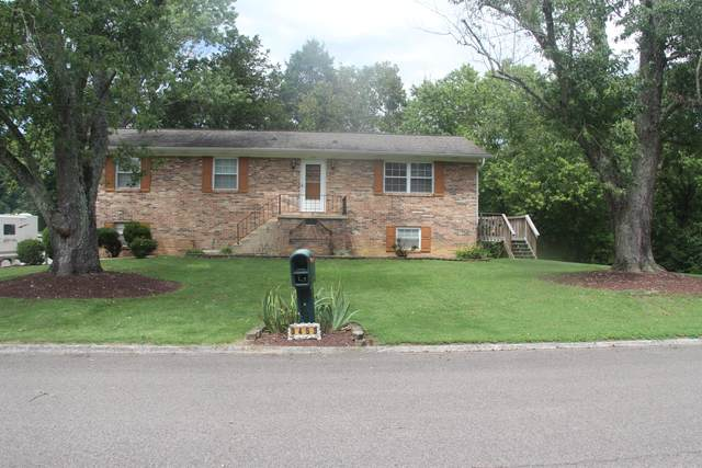 3453 N Fountaincrest Drive, Knoxville, TN 37918 (#1127529) :: The Cook Team