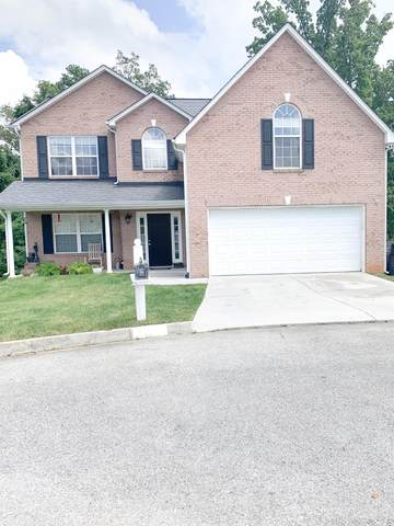 7649 Misty View Lane, Knoxville, TN 37931 (#1127540) :: Shannon Foster Boline Group