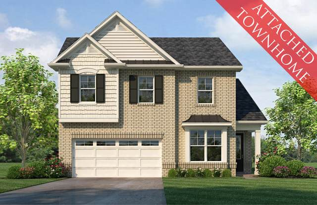 11878 Gecko (Lot 15) Drive, Knoxville, TN 37932 (#1127586) :: Billy Houston Group