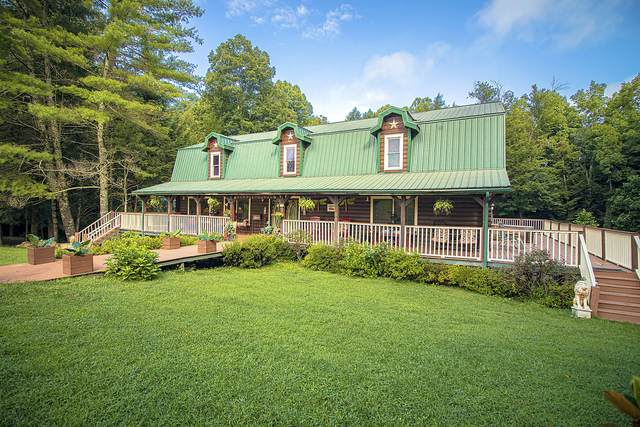 410 White Creek Loop, Deer Lodge, TN 37726 (#1127660) :: Adam Wilson Realty
