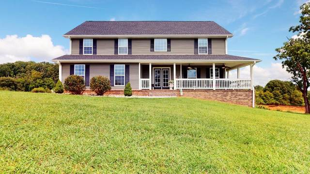 107 Lucas Lane, Sweetwater, TN 37874 (#1127759) :: Tennessee Elite Realty