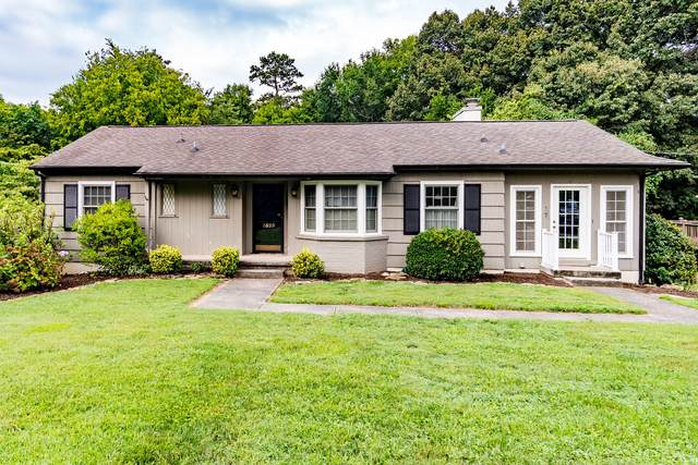 1325 Forest Brook Rd, Knoxville, TN 37919 (#1127762) :: The Sands Group
