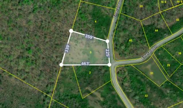 Lot 3 Emerald Point Cove, Rockwood, TN 37854 (#1127787) :: Realty Executives Associates Main Street