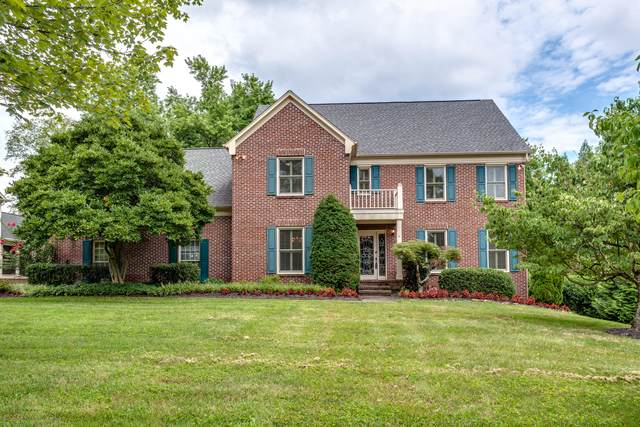 605 Scotswood Circle, Knoxville, TN 37919 (#1127797) :: Realty Executives