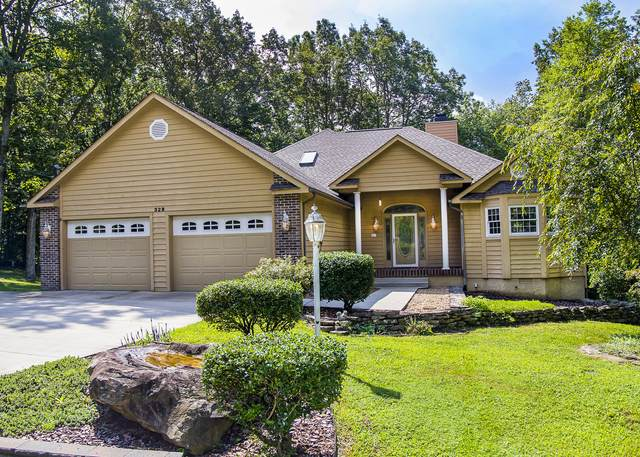 328 Lakeview Drive, Crossville, TN 38558 (#1127931) :: The Sands Group