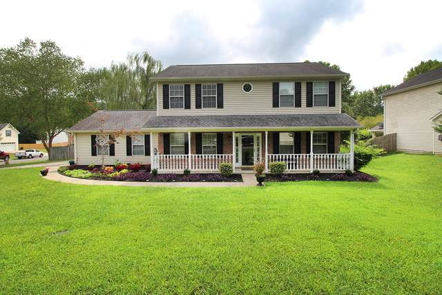 8223 Jack Russell Court Court, Powell, TN 37849 (#1128009) :: Catrina Foster Group