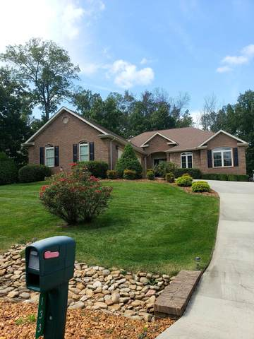 133 Mountain View Drive, Crossville, TN 38558 (#1128041) :: Shannon Foster Boline Group