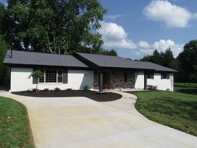 1218 Forest Drive, Morristown, TN 37814 (#1128045) :: Catrina Foster Group