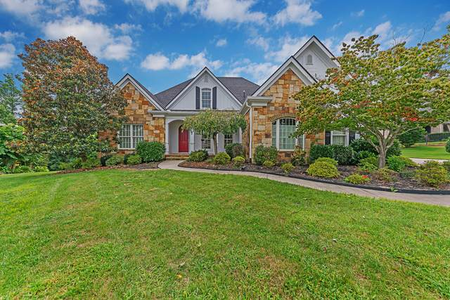2701 Magnolia Pointe Lane, Knoxville, TN 37931 (#1128159) :: Realty Executives