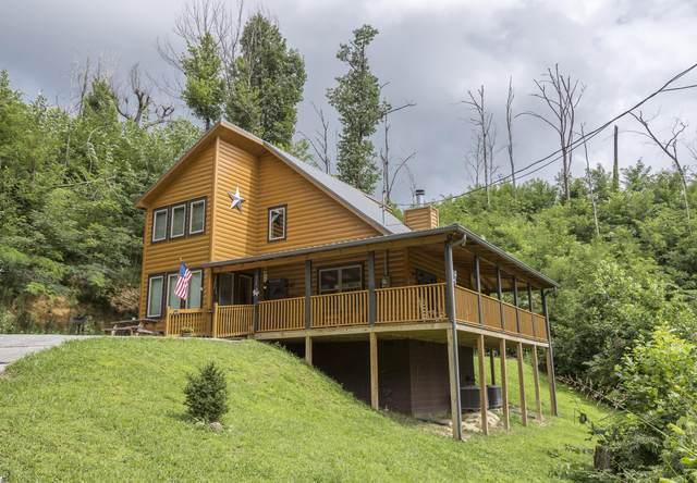 924 Aspen Lane, Gatlinburg, TN 37738 (#1128191) :: Venture Real Estate Services, Inc.