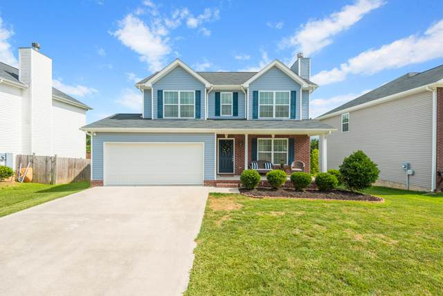 8424 Bowsong Lane, Powell, TN 37849 (#1128203) :: The Sands Group