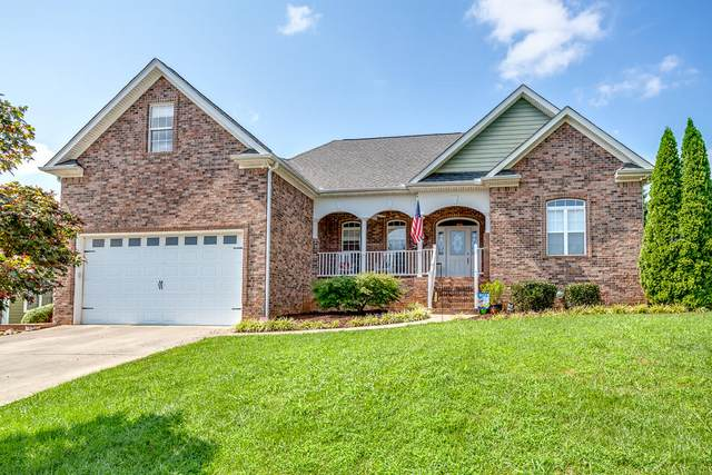10421 Ivy Hollow Drive, Knoxville, TN 37931 (#1128222) :: Catrina Foster Group