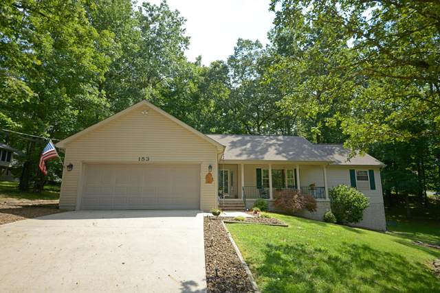 153 Lakewood Drive, Fairfield Glade, TN 38558 (#1128226) :: Realty Executives
