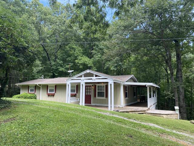 203 Tall Pine Circle, Tellico Plains, TN 37385 (#1128269) :: Catrina Foster Group