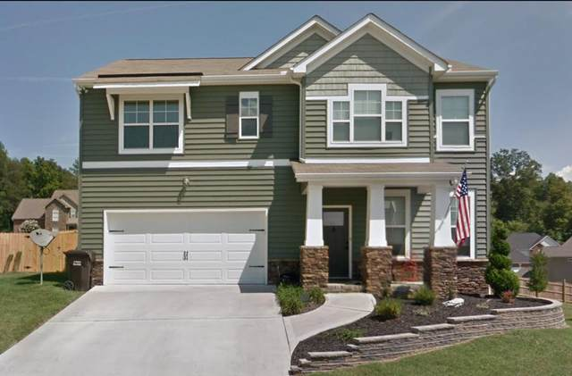 10720 Gable Run Drive, Knoxville, TN 37931 (#1128275) :: The Sands Group