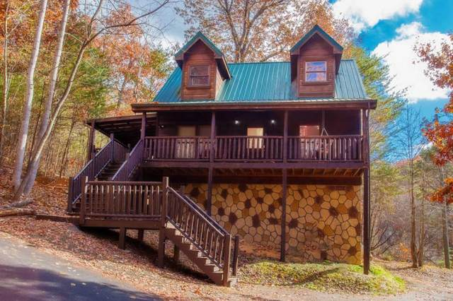 1502 Sky View Drive, Sevierville, TN 37876 (#1128304) :: Venture Real Estate Services, Inc.