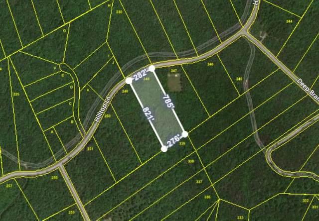Hilltop Lane, Wilder, TN 38589 (#1128418) :: Shannon Foster Boline Group