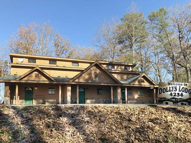 4234 Dollys Drive, Sevierville, TN 37876 (#1128432) :: Shannon Foster Boline Group