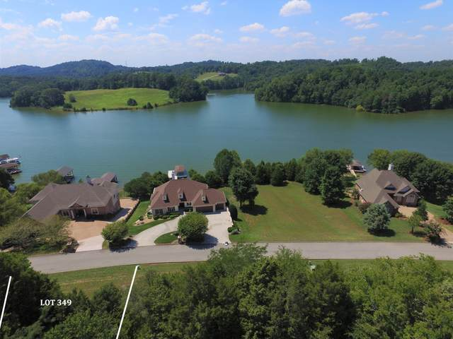 240 Pineberry, Lot 349 Drive, Vonore, TN 37885 (#1128453) :: Shannon Foster Boline Group
