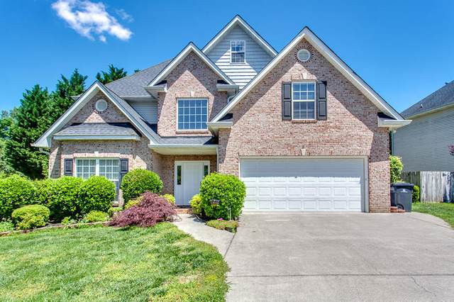 1350 Pershing Hill Lane, Knoxville, TN 37919 (#1128467) :: Adam Wilson Realty