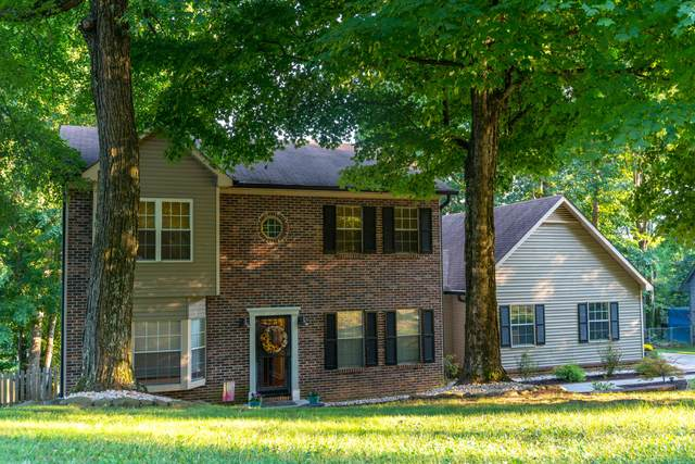 N 1525 N Courtney Oak Lane Lane, Knoxville, TN 37938 (#1128475) :: Shannon Foster Boline Group