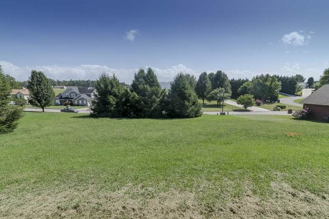 Lot 40 Shaconage Trail, Sevierville, TN 37876 (#1128548) :: The Terrell Team