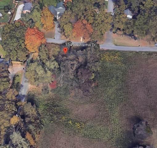 1145 Winterhill Drive, Cookeville, TN 38501 (#1128576) :: Shannon Foster Boline Group