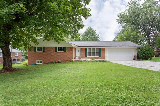 2713 NW Oakland Drive, Cleveland, TN 37312 (#1128591) :: Catrina Foster Group
