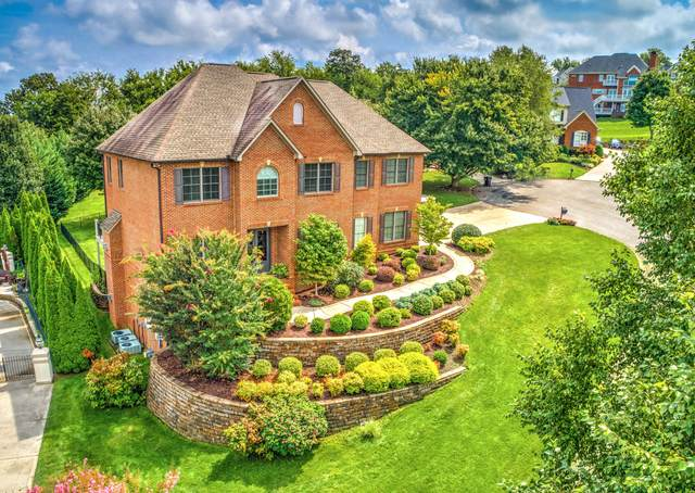 1106 Blue Teal Lane, Knoxville, TN 37922 (#1128645) :: Venture Real Estate Services, Inc.